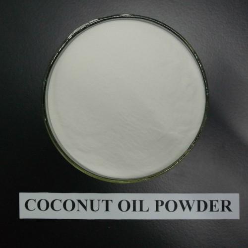 White Coconut Oil Powder