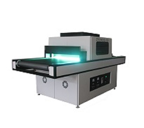 Air Cooling System Desktop Style Uv Curing Machine