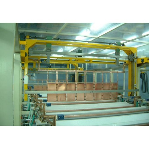 Automatic Hardware Metal Electroplating Line