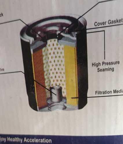 Automotive Fuel Filter For Automobile