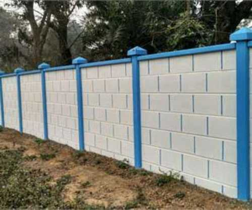 Cement Readymade Compound Wall