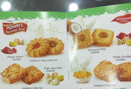 Delicious Taste Cashew Cookies