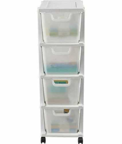 Excellent Finish Plastic Drawers