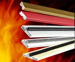 Fire Smoke Seal Intumescent Strips