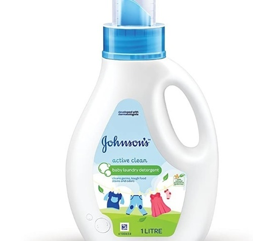 Johnson Baby Laundry Detergent