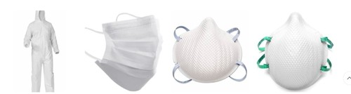 Moldex 2200 N95 Particulate Respirator Face Mask