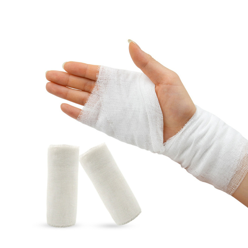 Outdoor Wound First Aid Dressing Medical Breathable Gauze