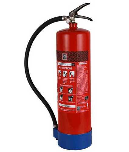 Red Color Fire Extinguisher