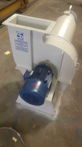 White Automatic Industrial Blowers