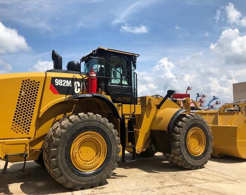 2016 CAT 982M Wheel Loader