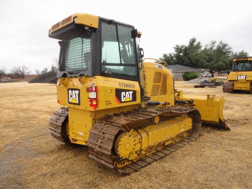 2016 CAT D5K2 LGP Crawler Tractor