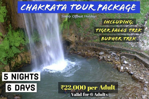 5 Nights 6 Days Chakarta Tour Package Services