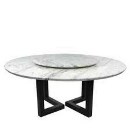 Attractive Design Round Marble Table