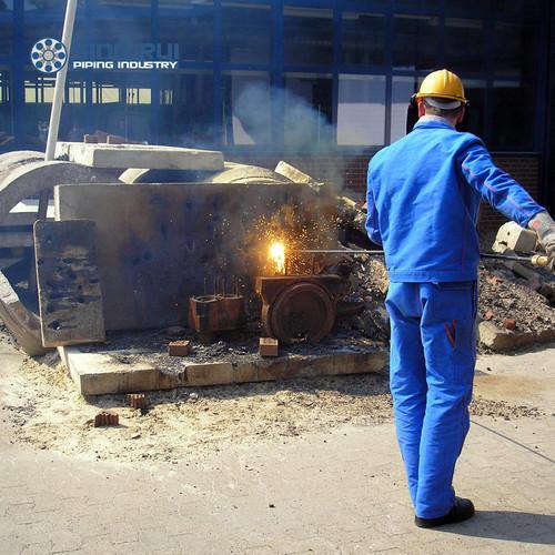 Concrete Steel Cutting Oxygen Burning Bar