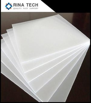 Customized Shape Optical Diffuser Plate for Lighting/TV Assembly