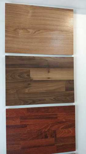 Decorative Laminated Wooden Flooring