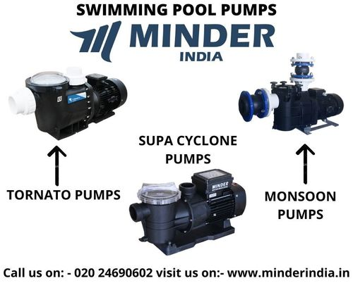 Electric Swimming Pool Pumps