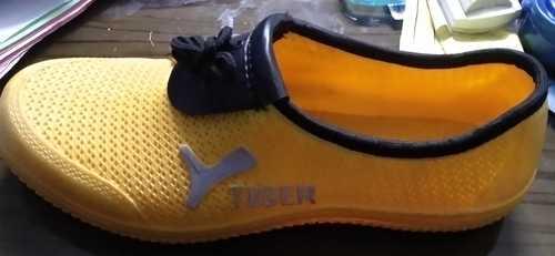 Elegant Finish PVC Casual Shoe