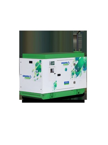 Greaves Power Portable Gensets - Agile Series (7.5 Kva)