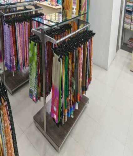 Hanging Cloth Display Rack
