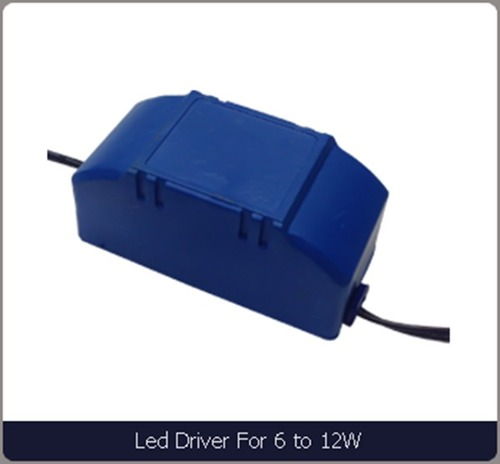Led Driver For 6 To 12w