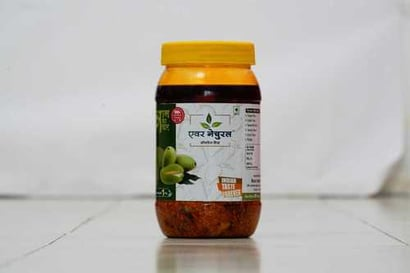 Mango Pickle Spicy With Mustard Oil Certifications: Iso 22000-2018