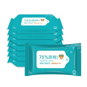 Medical Alcohol Disinfecting Cleaning Wipes