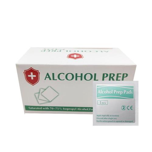 Medical Non Woven Alcohol Prep Pads