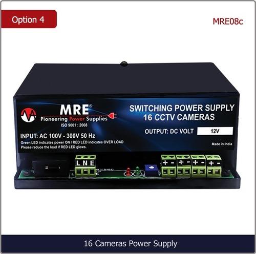 Option 4 MRE08c SMPS