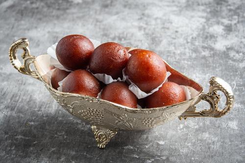 Fresh Tasty Gulab Jamun