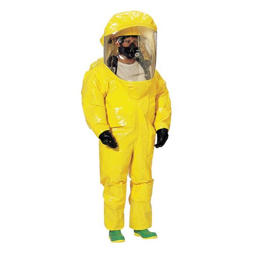 Hazmat Suit Application: Laboratory