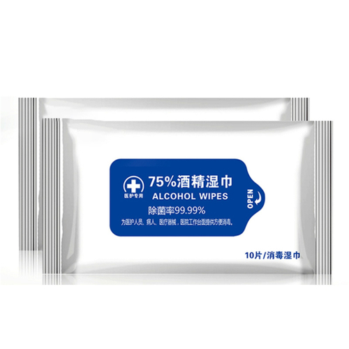 Medical Disposable Disinfecting Antiseptic Wet Wipes