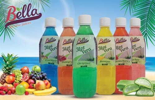 Natural Aloe Vera Drink