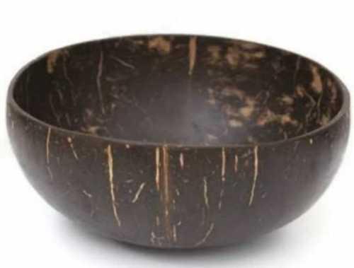 Natural Coconut Shell Bowls