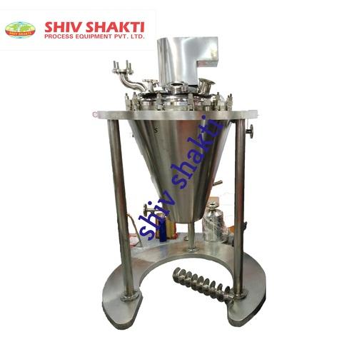Stainless Steel Nauta Mixer