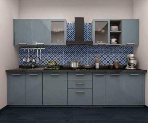 Termite Proof Designer Modular Kitchen