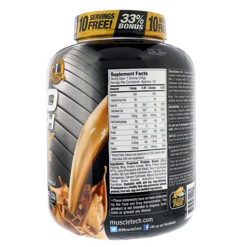 100% Whey Gold Protein (Nitro-Tech)