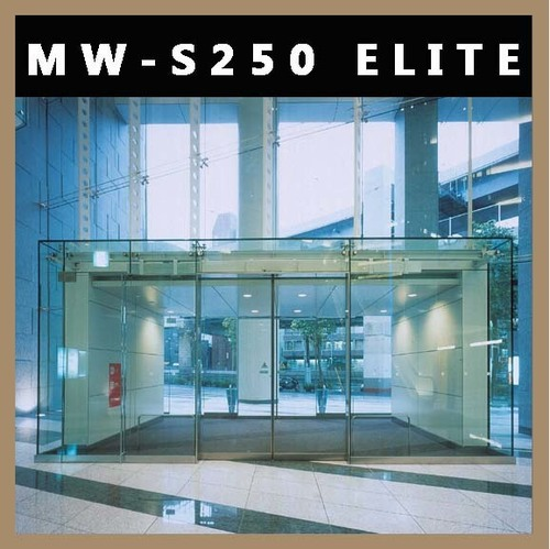 Mw-S250 Automatic Sliding Door System