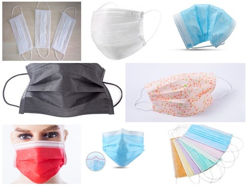 Non Woven Surgical Mask (Pp+Pe /Pe+Pet)