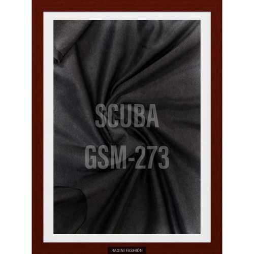Polyester Imported Mono Scuba Lycra Fabric