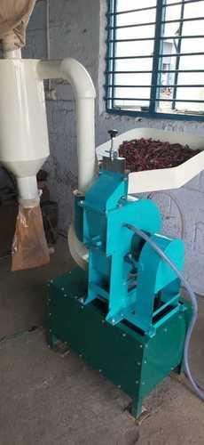 Red Chilli Grinding Machine