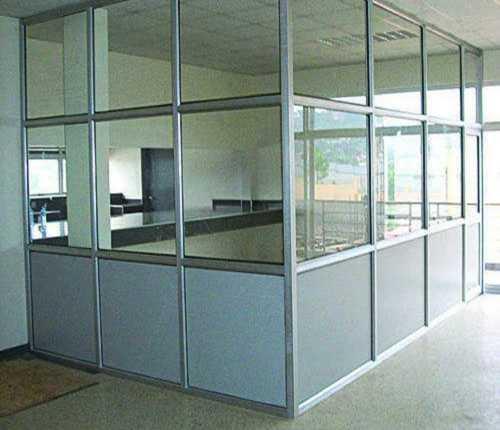 Rust Proof Aluminum Office Partition
