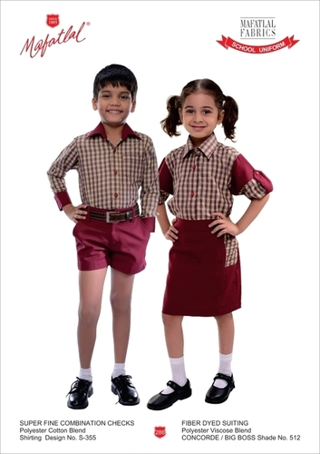 School Dress for Boys and Girls