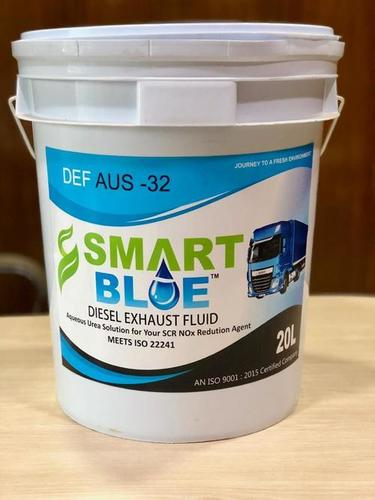 Smart Blue Diesel Exhaust Fluid