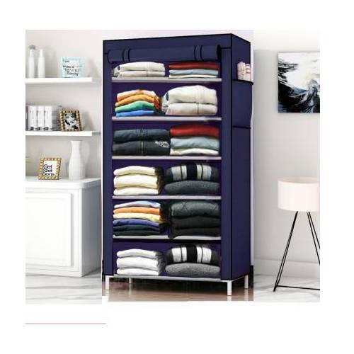 Folding Awesome Collapsible Wardrobe