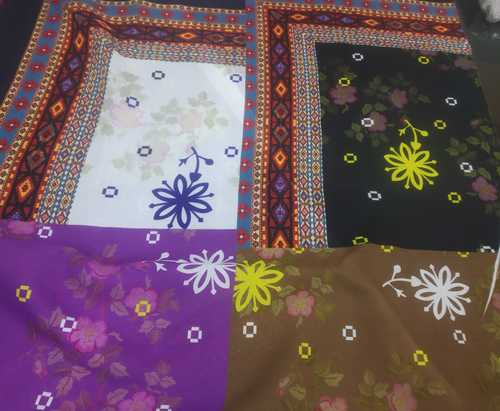 High Design Printed Fabric