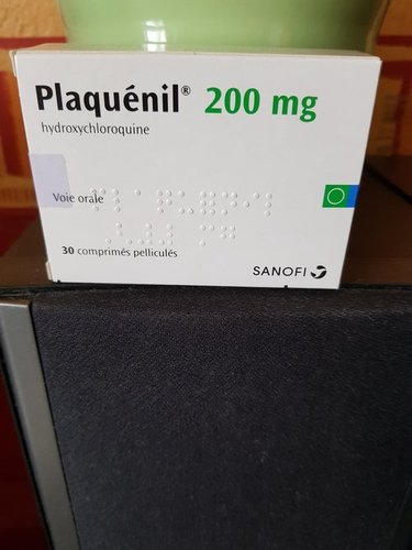 Hydroxy Chloroquine Tablet