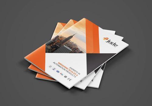 Jude Equipment Brochure Design Services