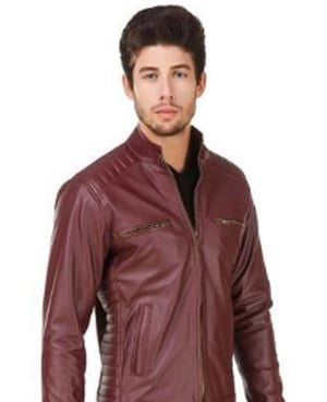 Mens Leather Riding Jackets