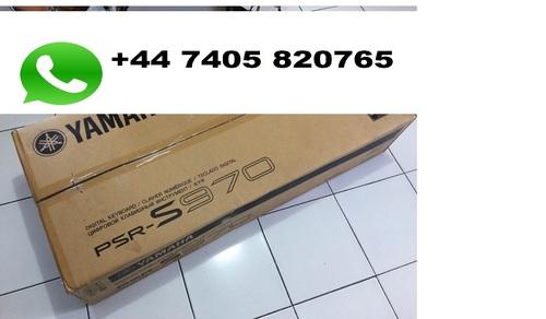 Musical Keyboard PSR S970 (Yamaha)